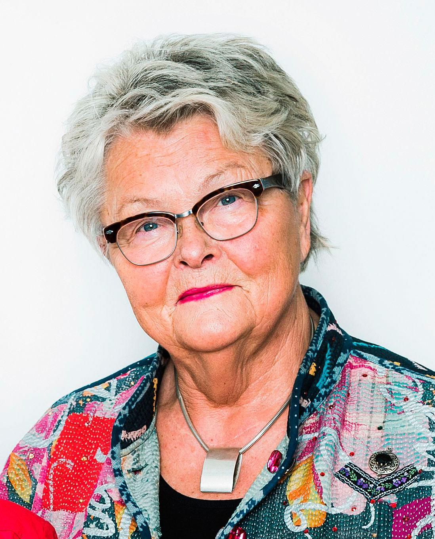 Eva Eriksson, SPF Seniorernas förbundsordförande.