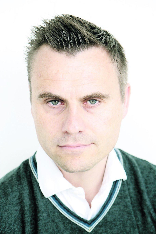 Niklas Långström.