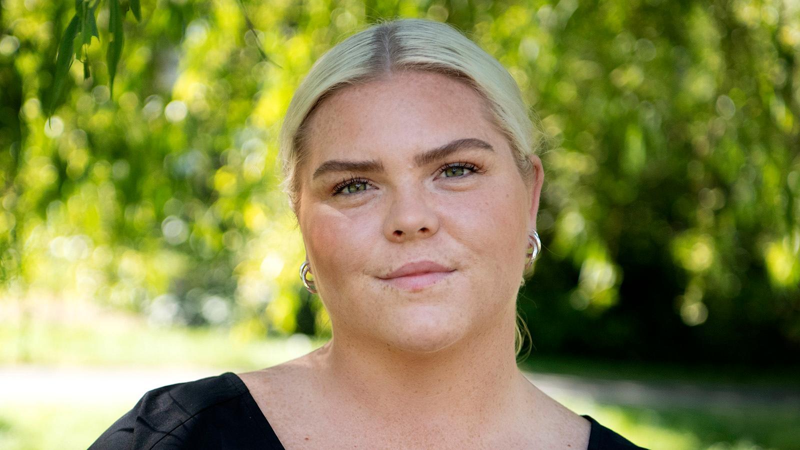 Johanna Nordström.