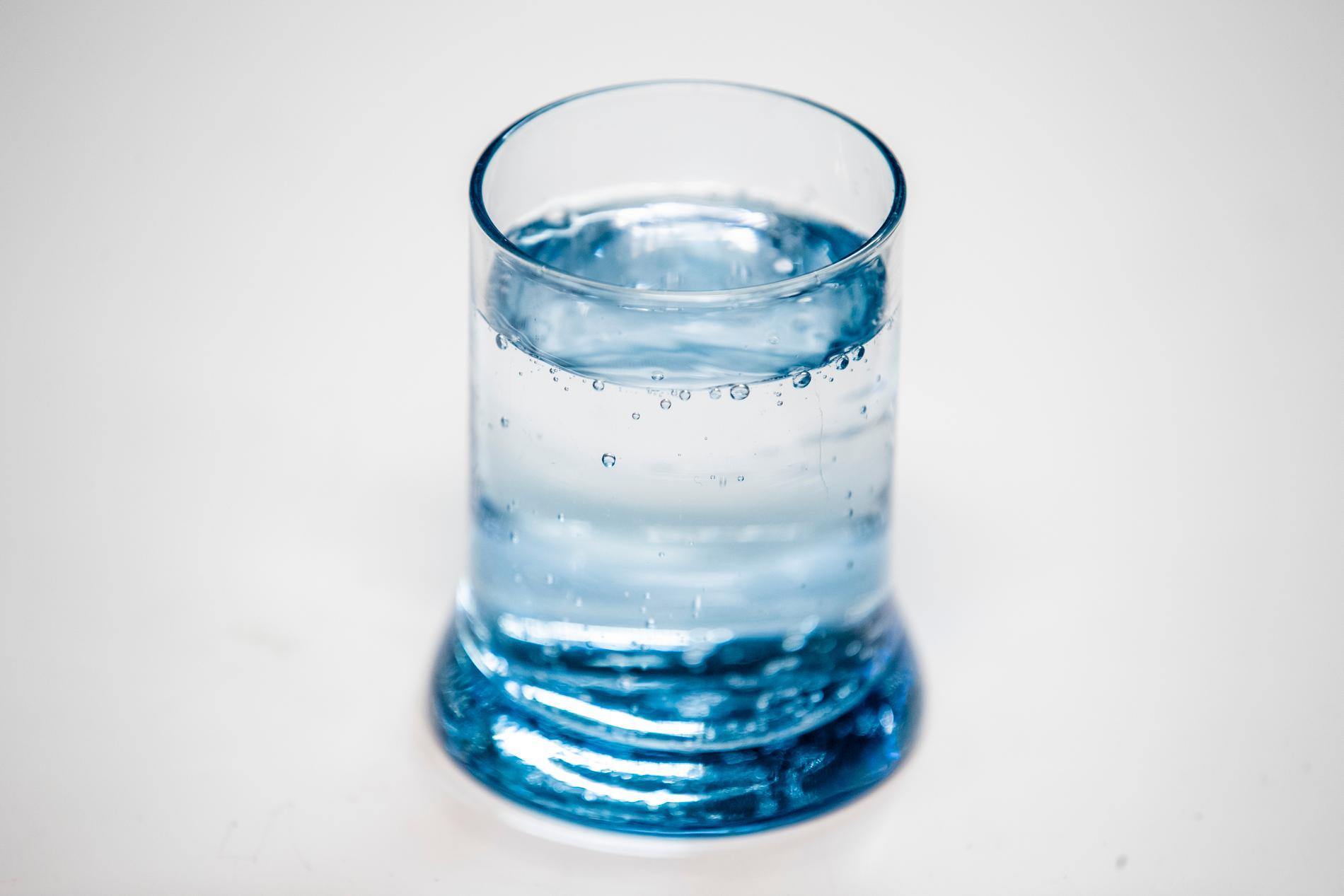 844 miljoner människor i världen saknar tillgång till rent vatten. Arkivbild.