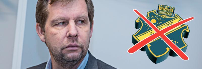 AIK:s förre vd Thomas Edselius.
