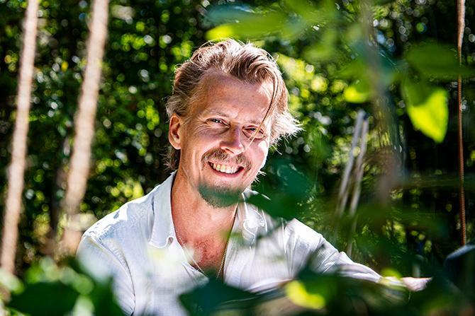 """Paul Svensson: """"Nolla svinnet. Det enklaste du kan göra för att bli mer hållbar är att inte slänga mat. Det är det största resurstappet vi har""""."""