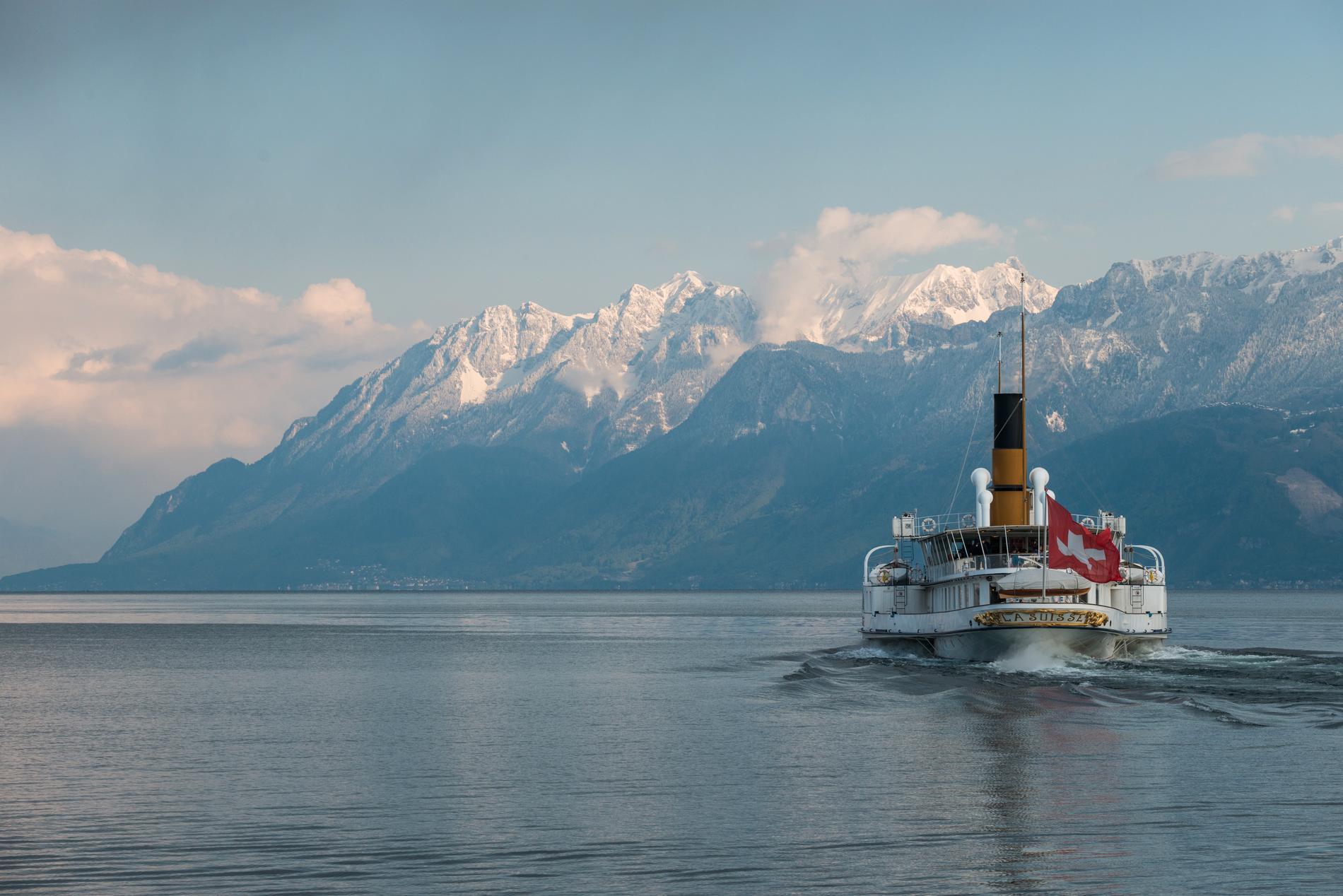 Närheten till Genèvesjön var en av sakerna som ledde till utmärkelsen.