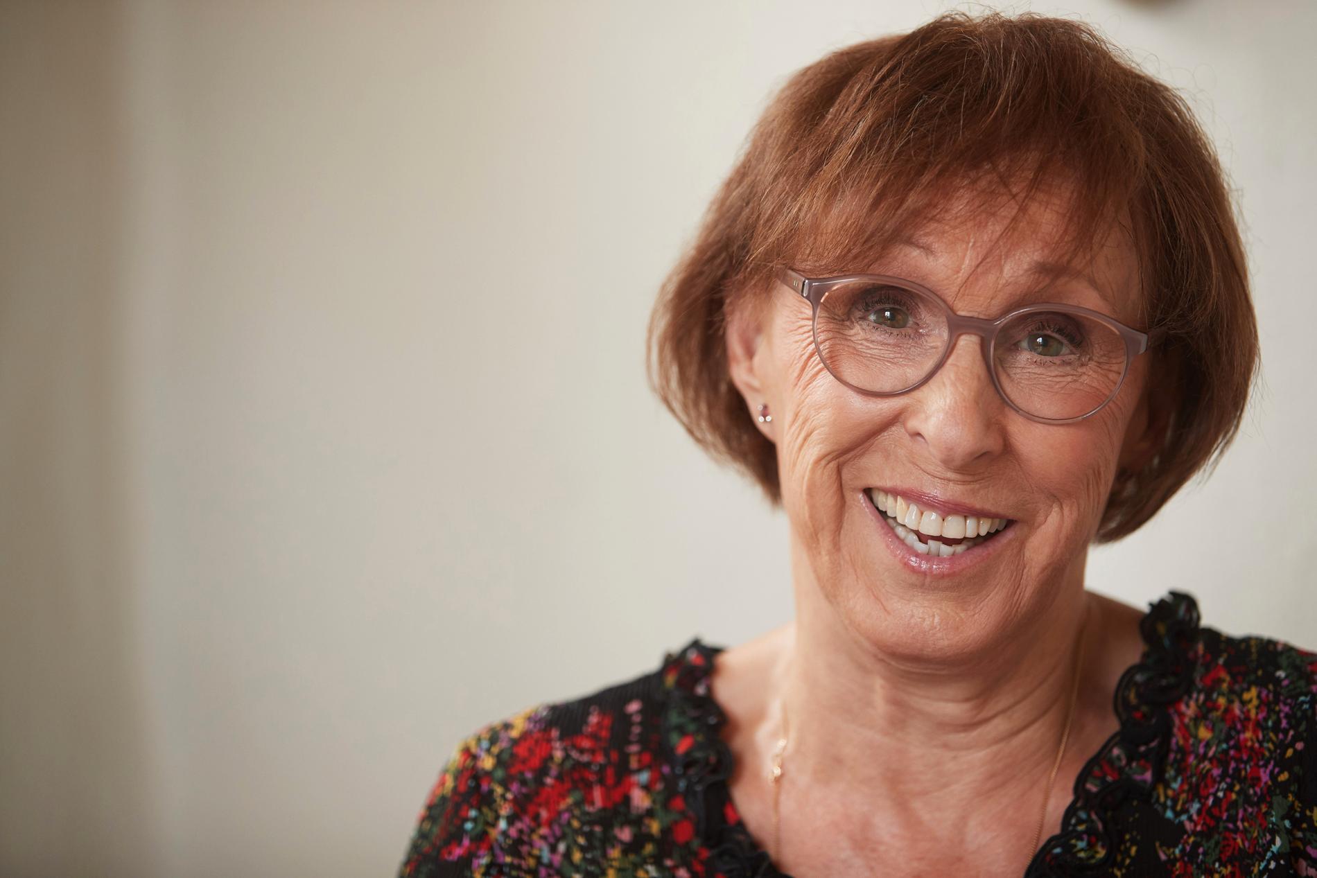 Eva Rydberg, 77