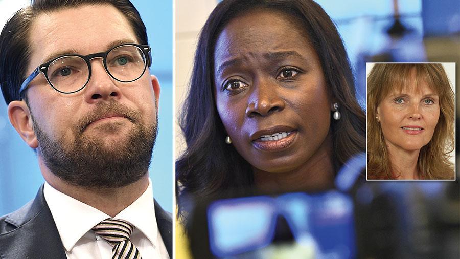 Majoriteten i L:s partistyrelse har nu öppnat för att göra avsteg från den viktiga budgetprocessen. Tanken torde vara att man ska kunna göra upp ömsom med SD och ömsom med andra partier. Det är en farlig och osäker väg, skriver Nina Lundström.
