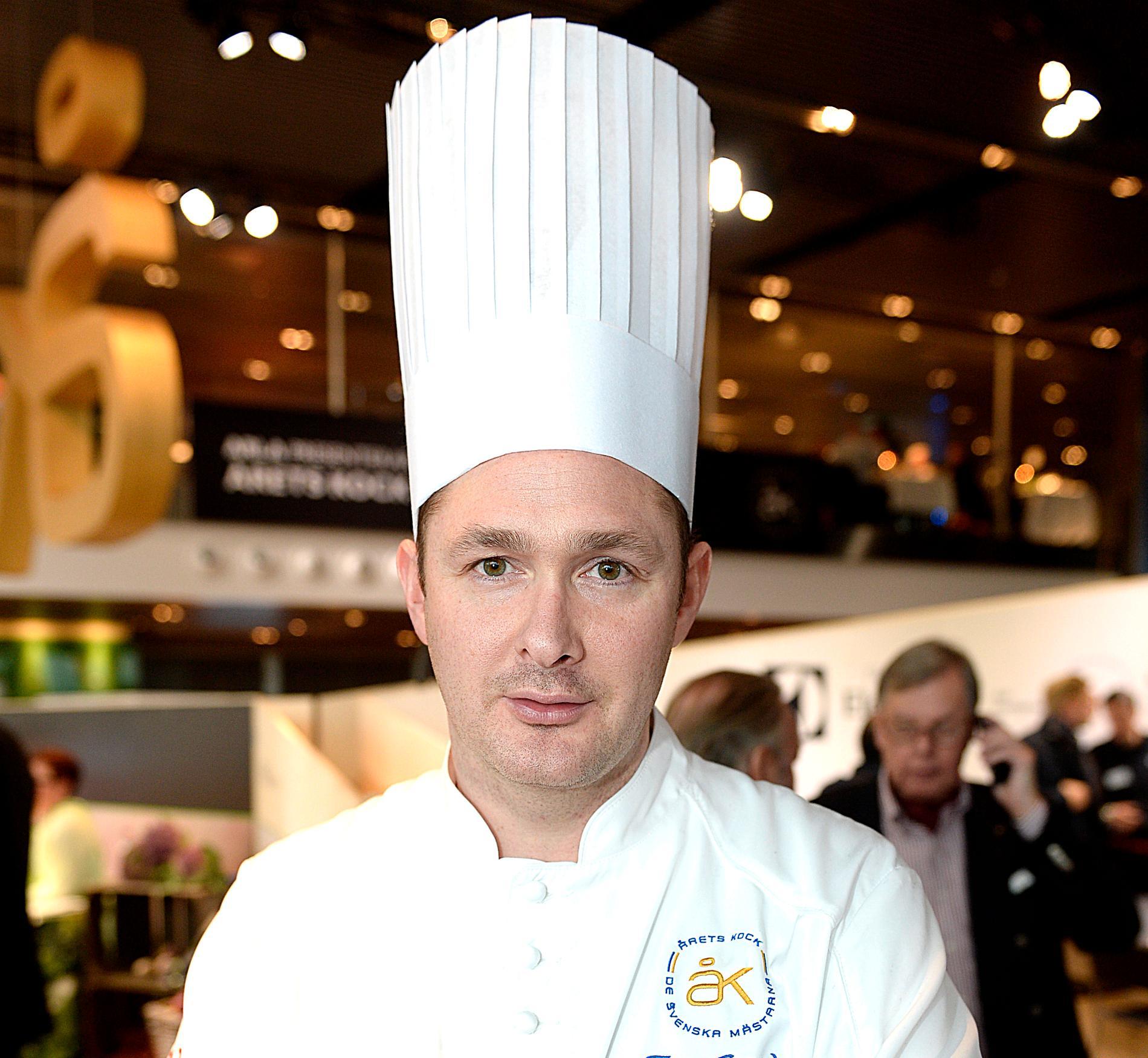 Restaurangägaren Tom Sjöstedt
