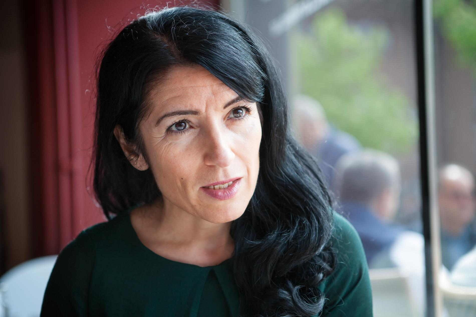 Amineh Kakabaveh lämnar Vänsterpartiet
