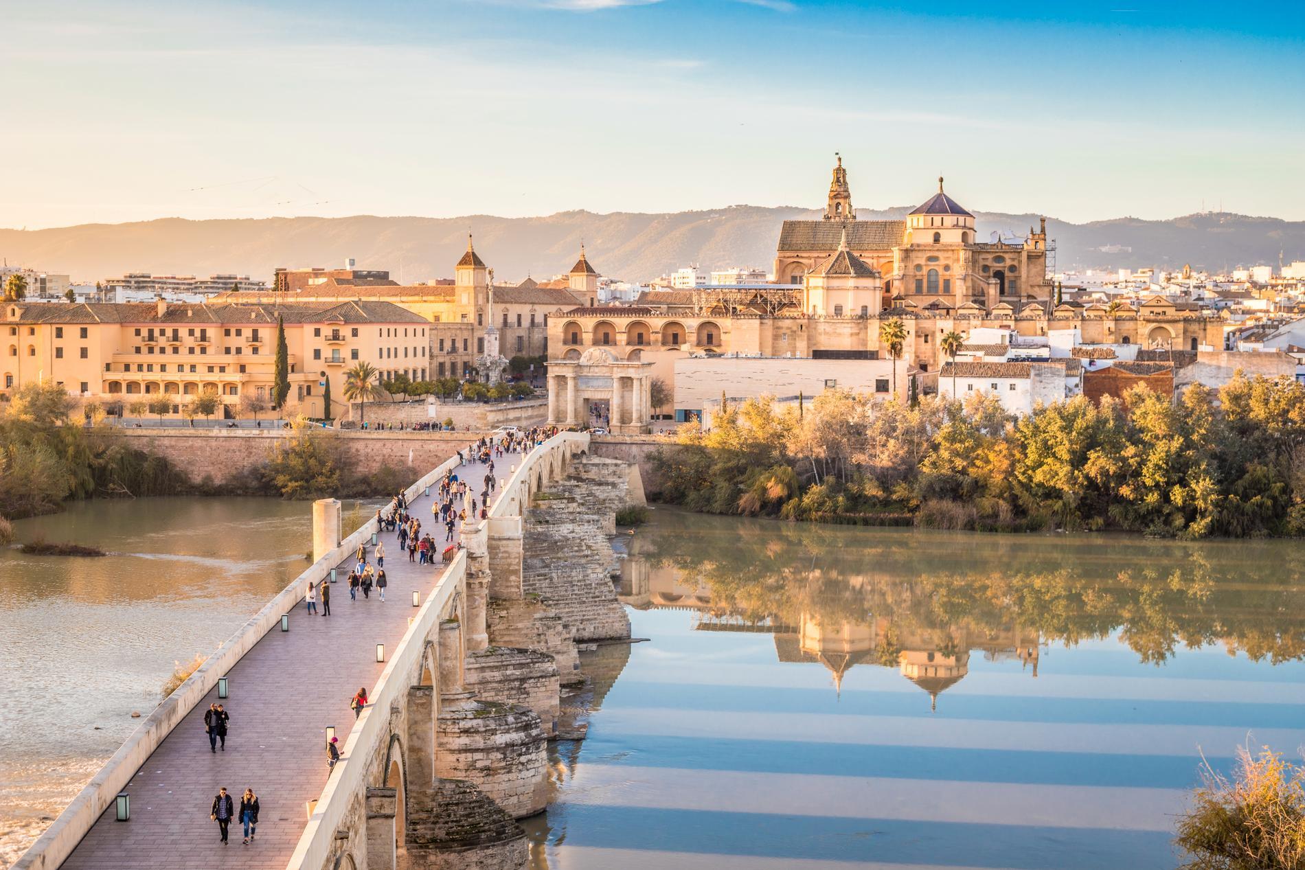 I Spanien är medellivslängden hög.