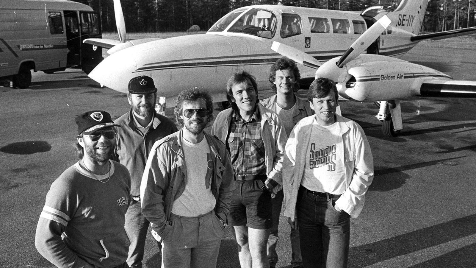 Vikingarna 1984.