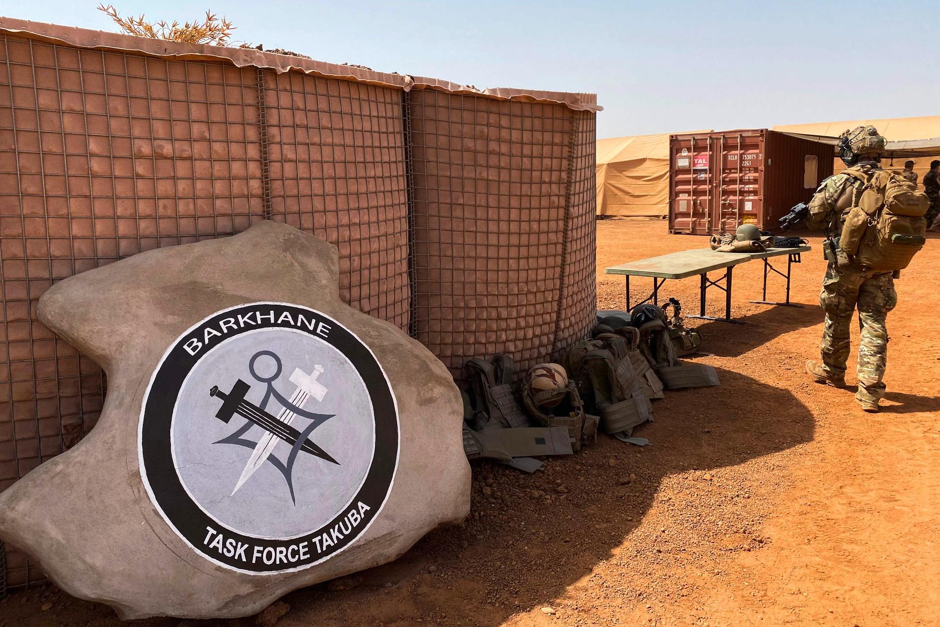 Det militära uppdraget i Mali, där Sverige deltar, kallas Task force Takuba.