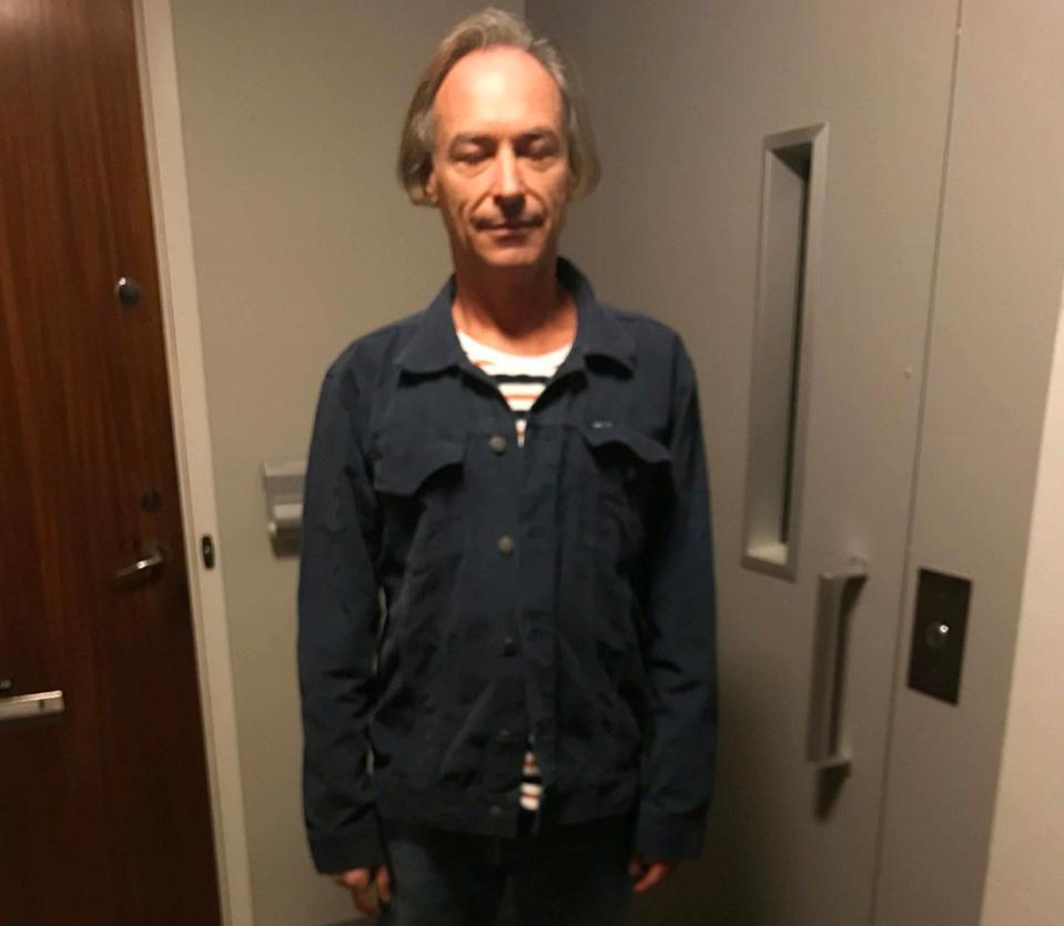 Mark Lorentzon, 55, hittades på onsdagen död i Göteborg.