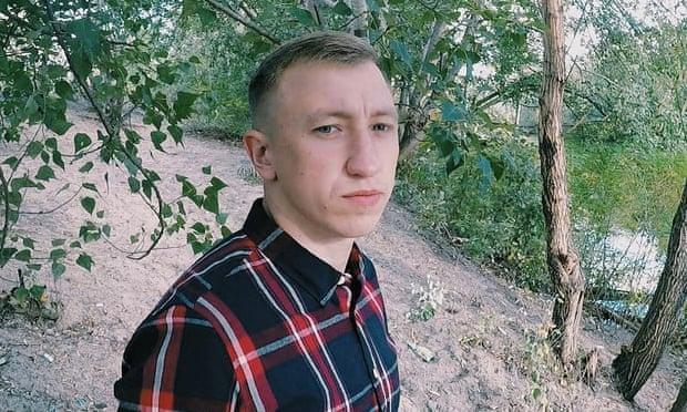 Vitalij Sjisjov hittades död i en park.