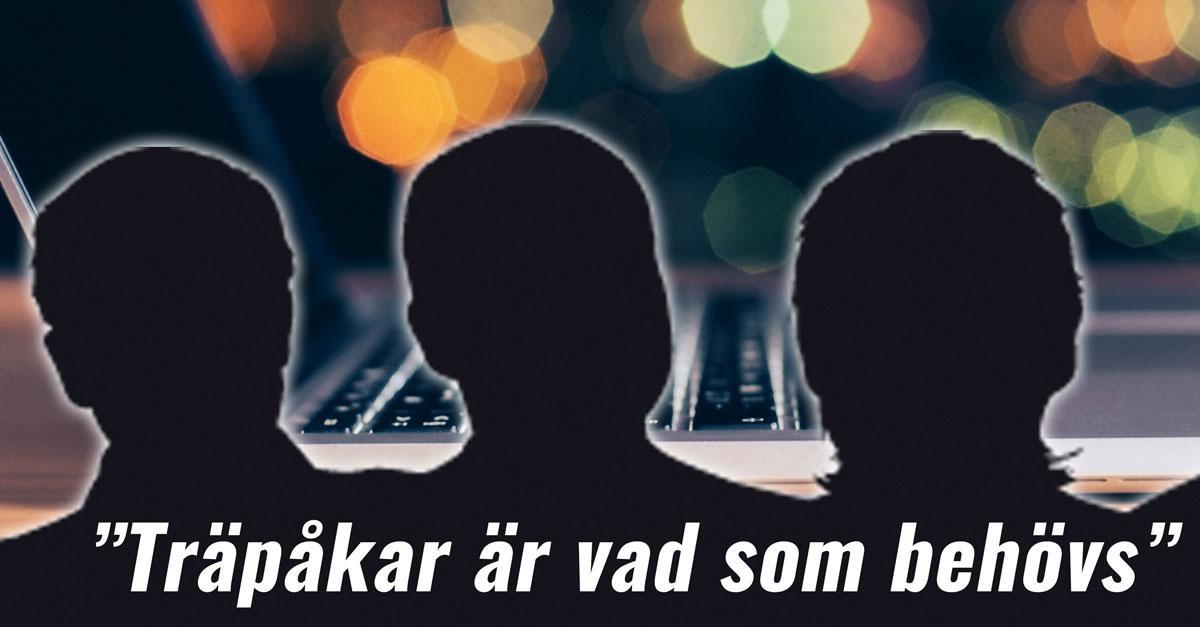 Flera politiker som kandiderar för riksdagspartier skriver på nazistiska Nordiska motståndsrörelsens sajt, visar Aftonbladets granskning.