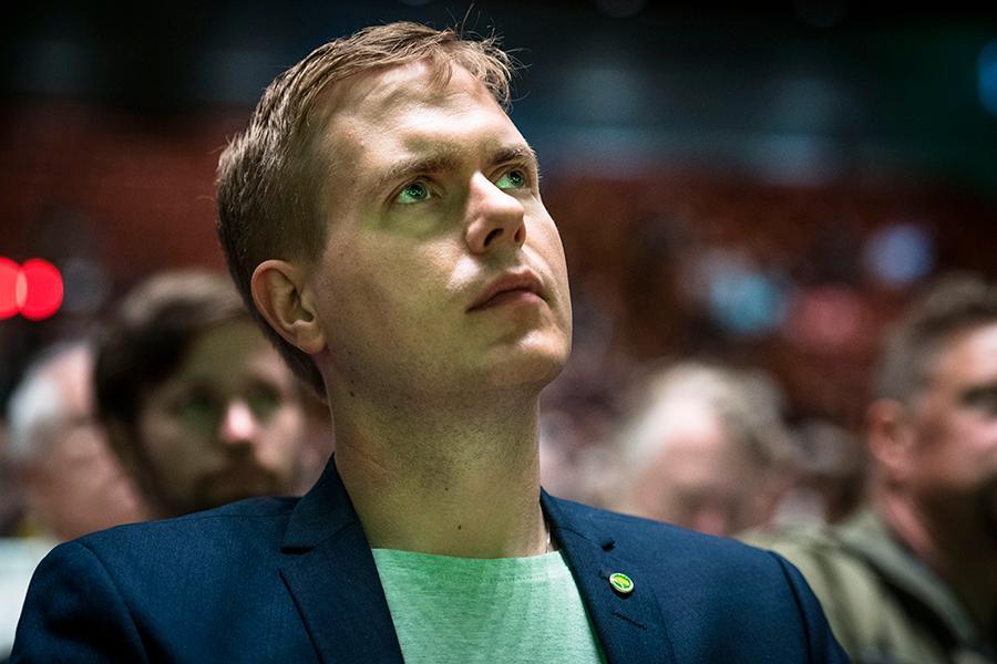 Gustav Fridolin (MP)