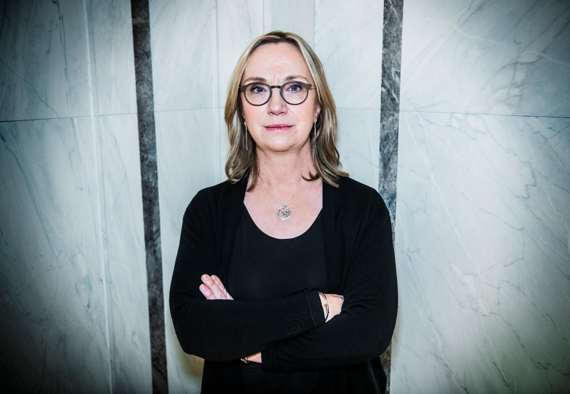 Christina Nyman, Handelsbankens chefsekonom.
