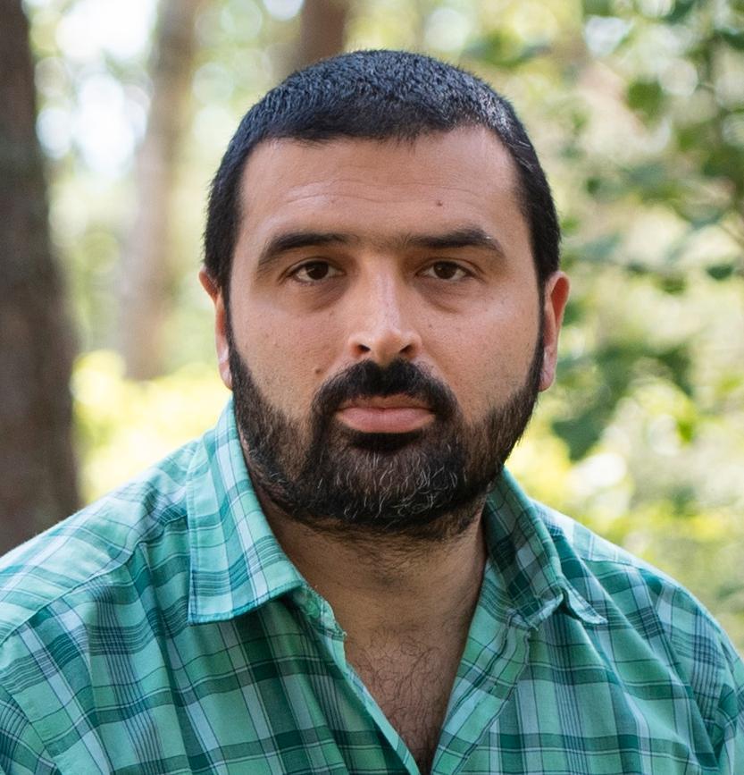 Ali Esbati överlevde terrordådet 2011.