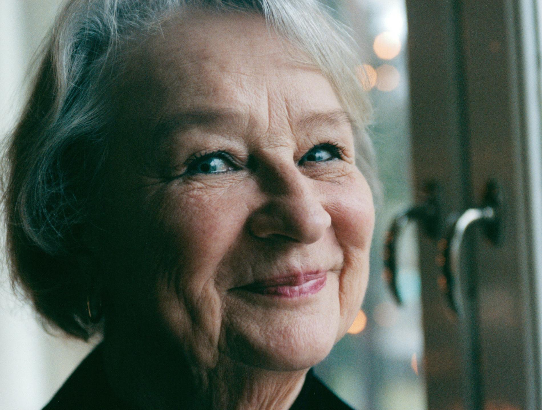 Margreth Weivers blev 94 år.