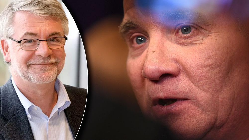 Självklart ska man ha rätt att kritisera, men frågan är hur många gånger Stefan Löfven ska behöva upprepa att socialdemokraterna bara fick drygt 28 procent av rösterna i riksdagsvalet och att möjligheten att bilda regering med en socialdemokratisk statsminister, var beroende av just en sådan uppgörelse, skriver Jan Nygren.