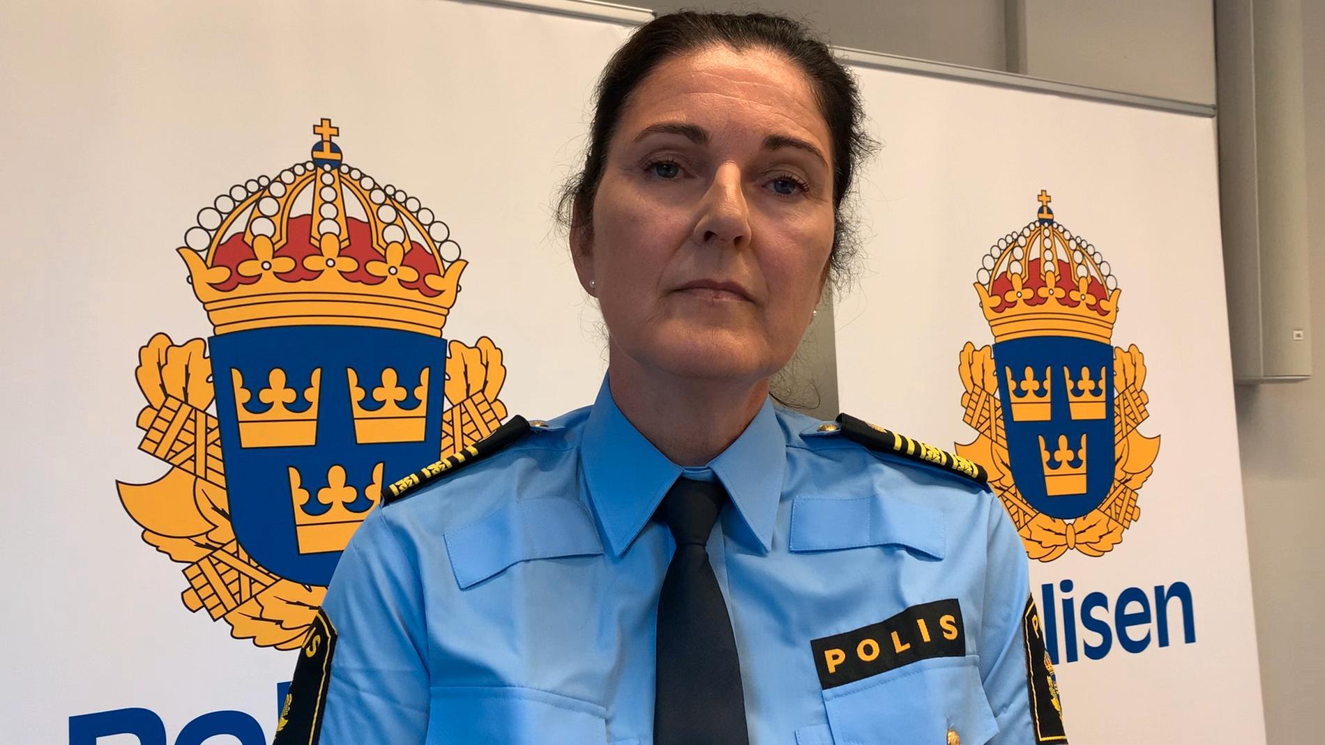 Catarina Bowall, regional kommenderingschef för Rimfrost.