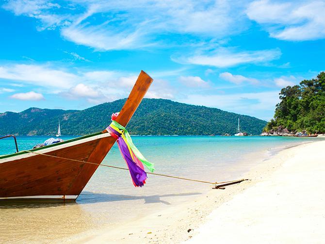 Bland vinterns resmål finns del nykomlingar men favoriten från Sydostasien toppar listan som vanligt – och Thailandsuget tycks inte avta.