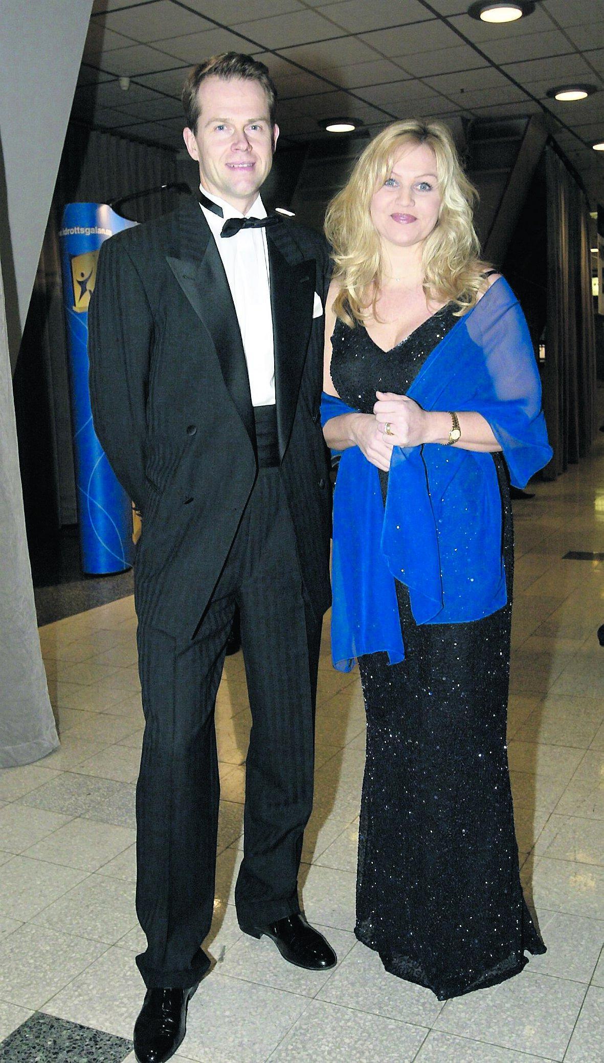 Anette Edberg är nu gift med Stefan Edberg.
