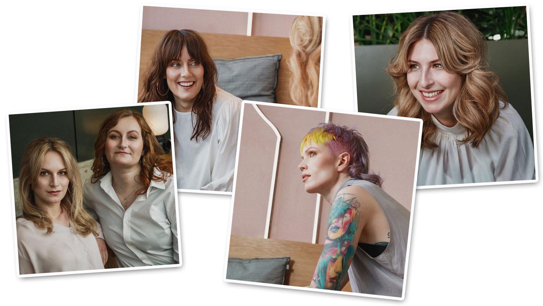 """""""Vi arbetar bara med naturmaterial, giftfria färger och produkter"""", säger vd Maria Hellström."""
