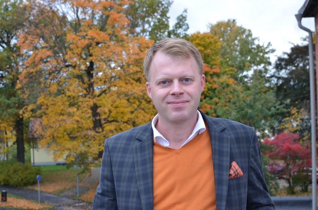 Anders Parment, universitetslektor vid företagsekonomiska institutionen på Stockholms universitet.
