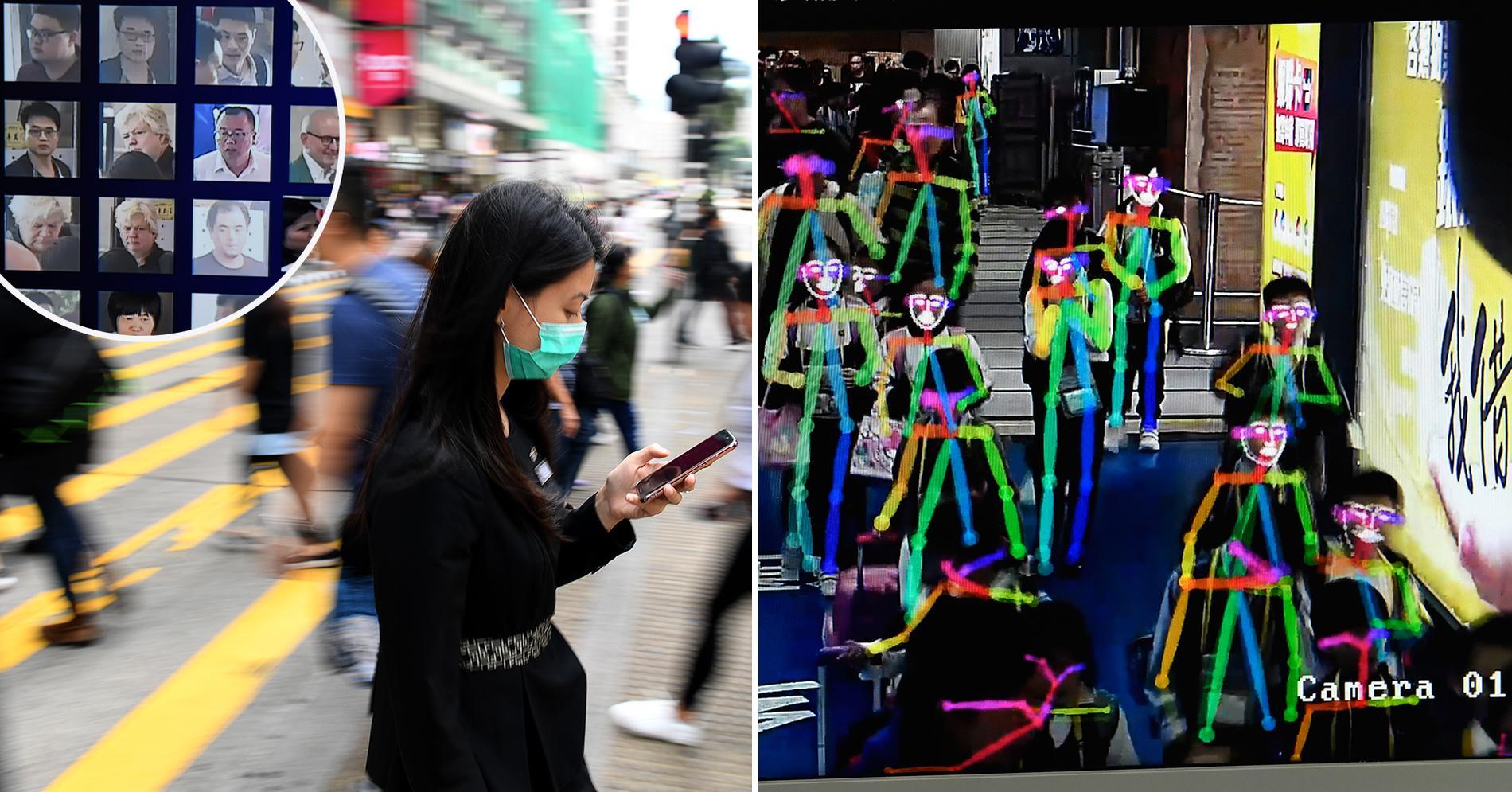 Kinas nya övervakningssystem slår allt som mänskligheten tidigare sett.