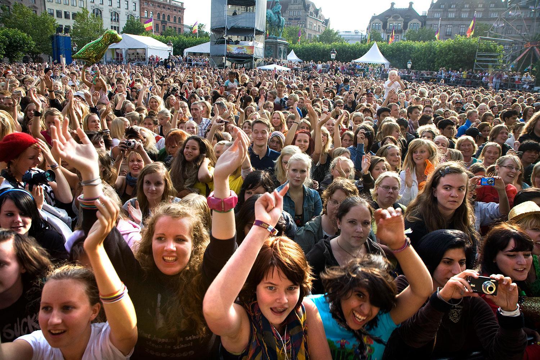 Malmöfestivalen. Arkivbild.
