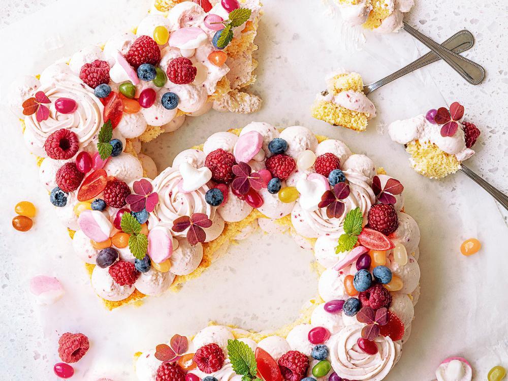 Siffertårta.