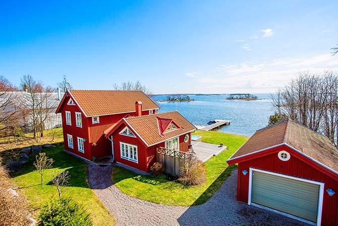 Hemma i Kalmar.