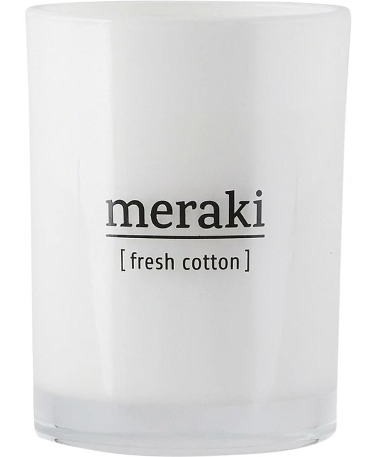 Doftljus från Meraki