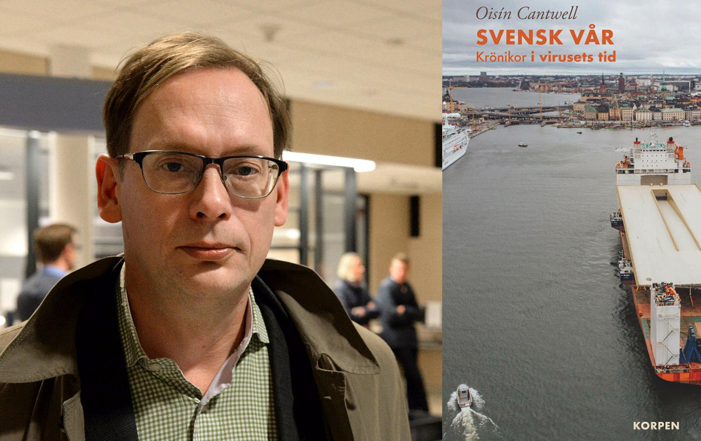 Oisín Cantwell är nyhetskrönikör på Aftonbladet.