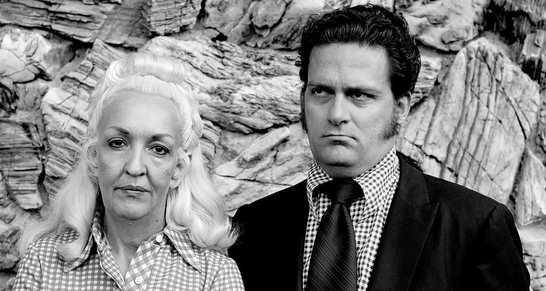 """Susan och Tony Alamo i """"Ondskans kyrka""""."""