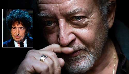 """""""Det är Akademien själv som håller på att schabbla"""", skriver Ulf Lundell, apropå Bob Dylans tystnad om Nobelpriset."""