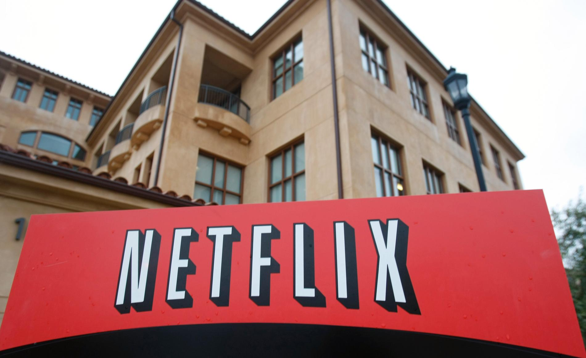 Netflix ger sig in i spelbranschen. Arkivbild.