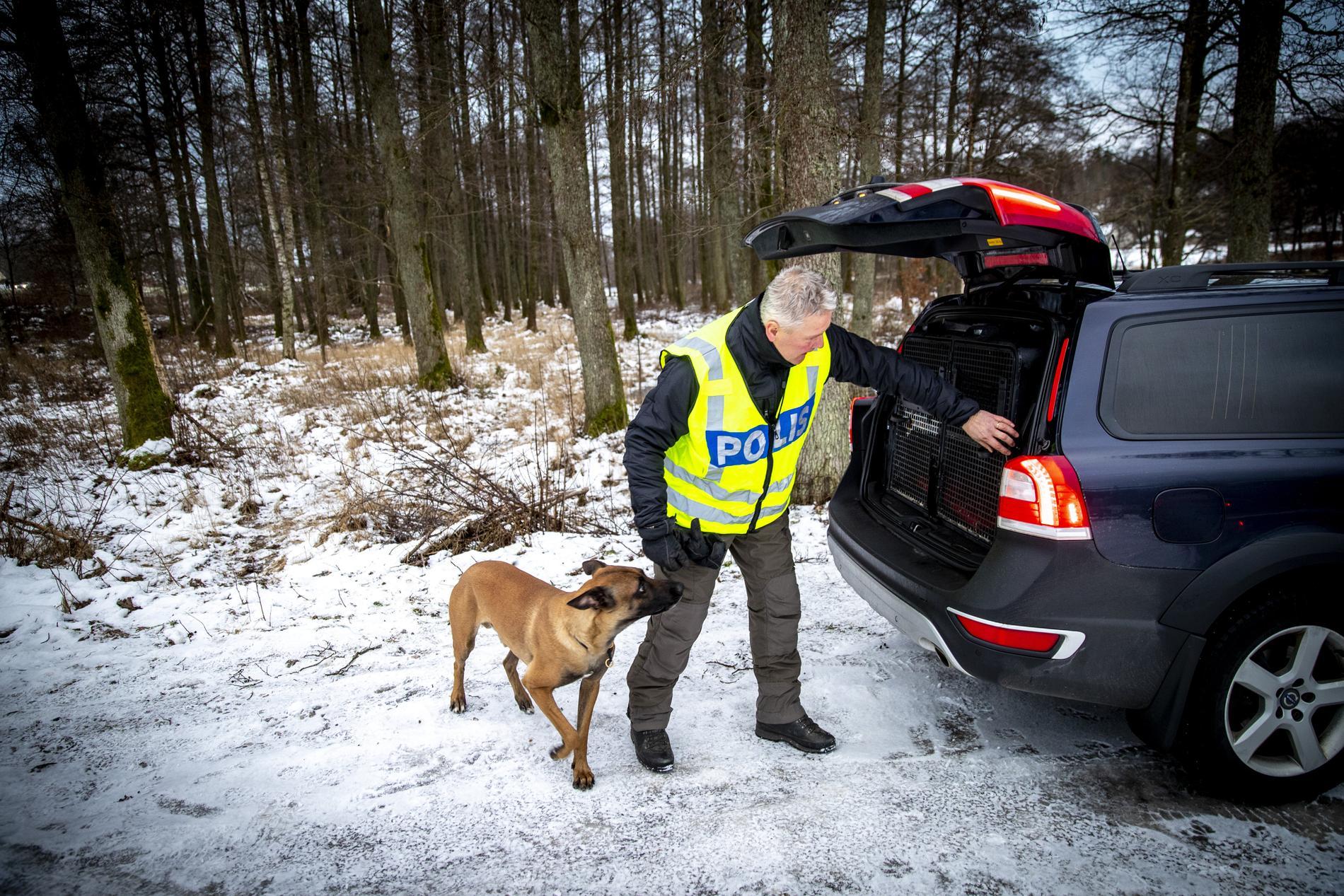 17-årige Mattias Borg från Ljungby har varit försvunnen sedan den 5 december.