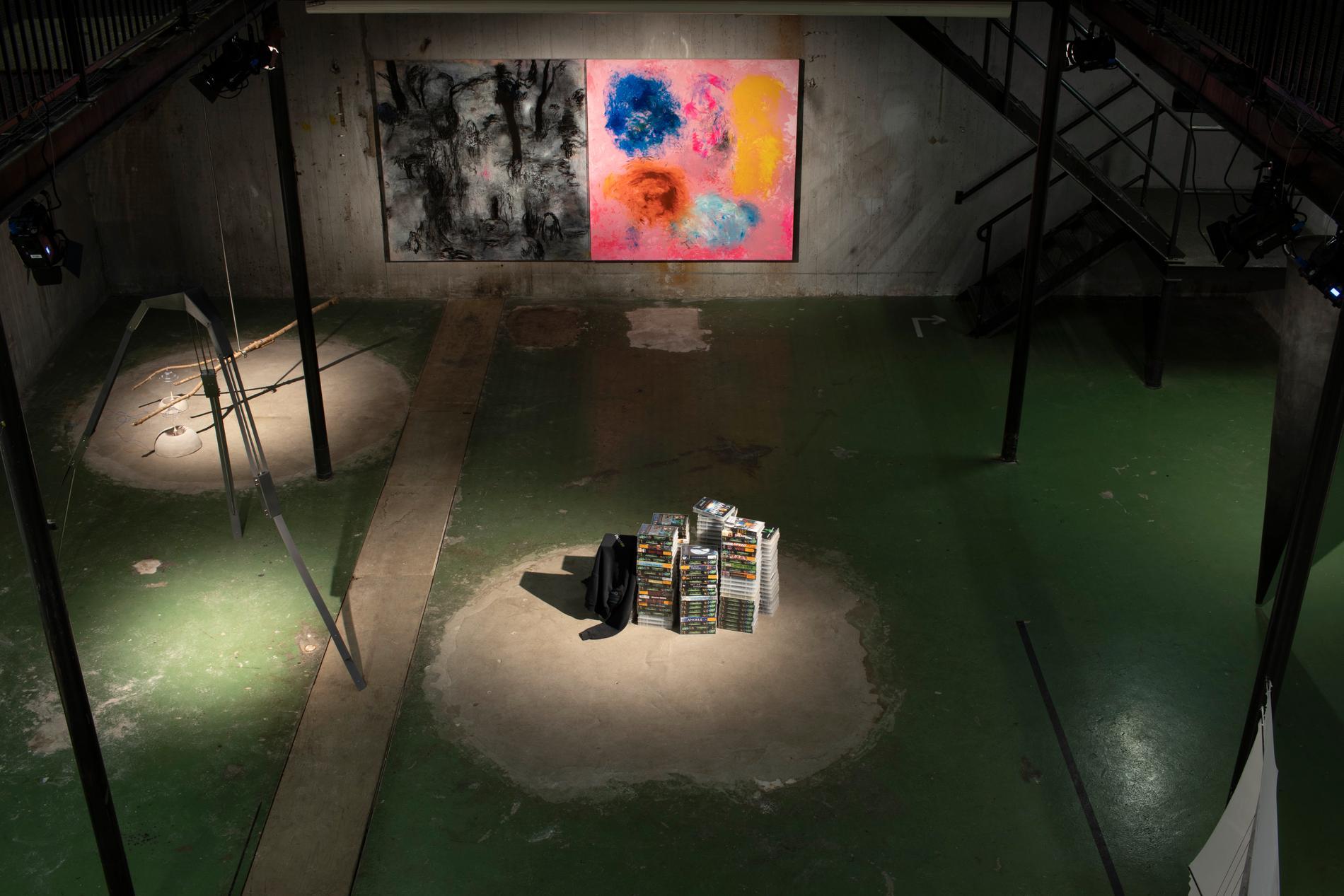 """""""Heat/Energy"""" är en grupputställning på konsthallen Kummelholmen."""