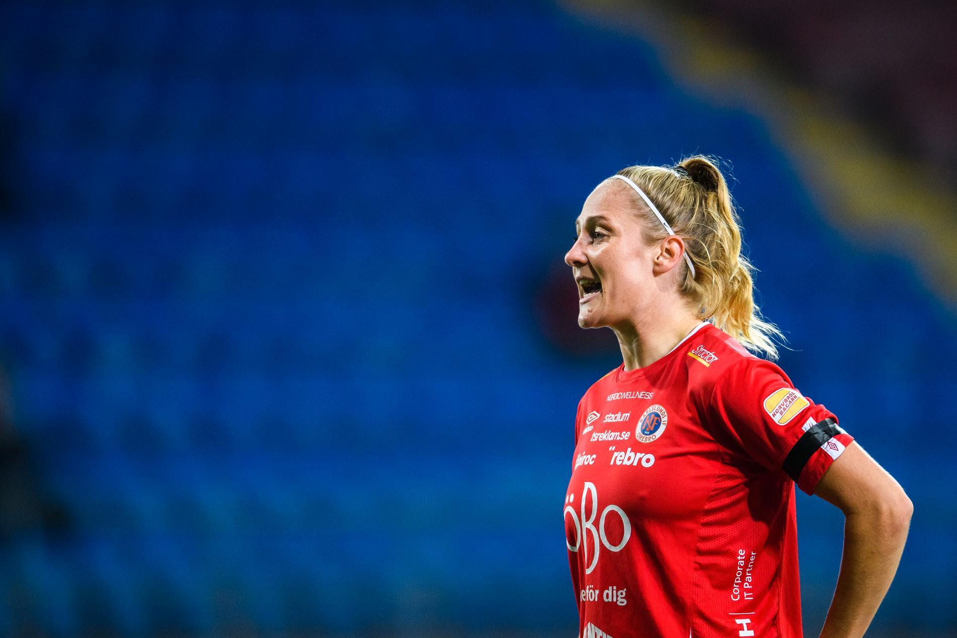 Karin Lundin lämnade Örebro i somras.