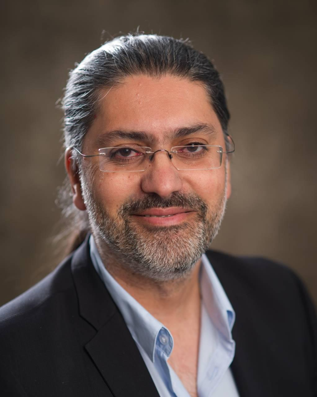 Professor Ali Mirazimi.