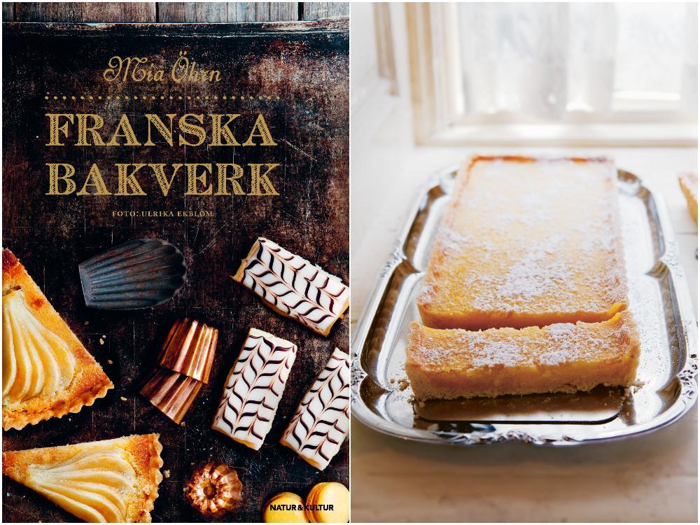 """""""Franska Bakverk"""" (Natur & kultur förlag)"""