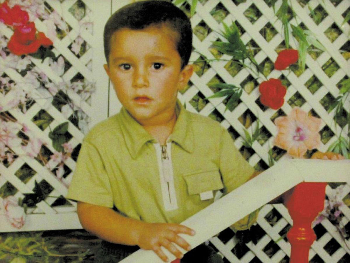 Mohamed Ammouri, 8, mördades på väg till skolan den 19 oktober 2004.