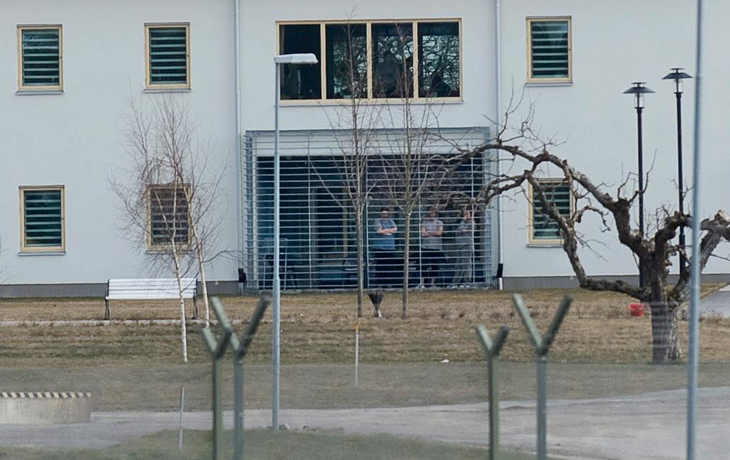Kvinnoanstalten i Hinseberg.