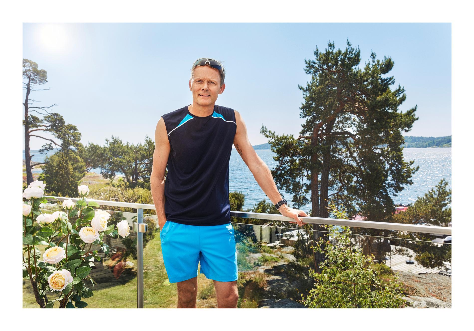"Felix Herngren som Alex i ""Solsidan"""