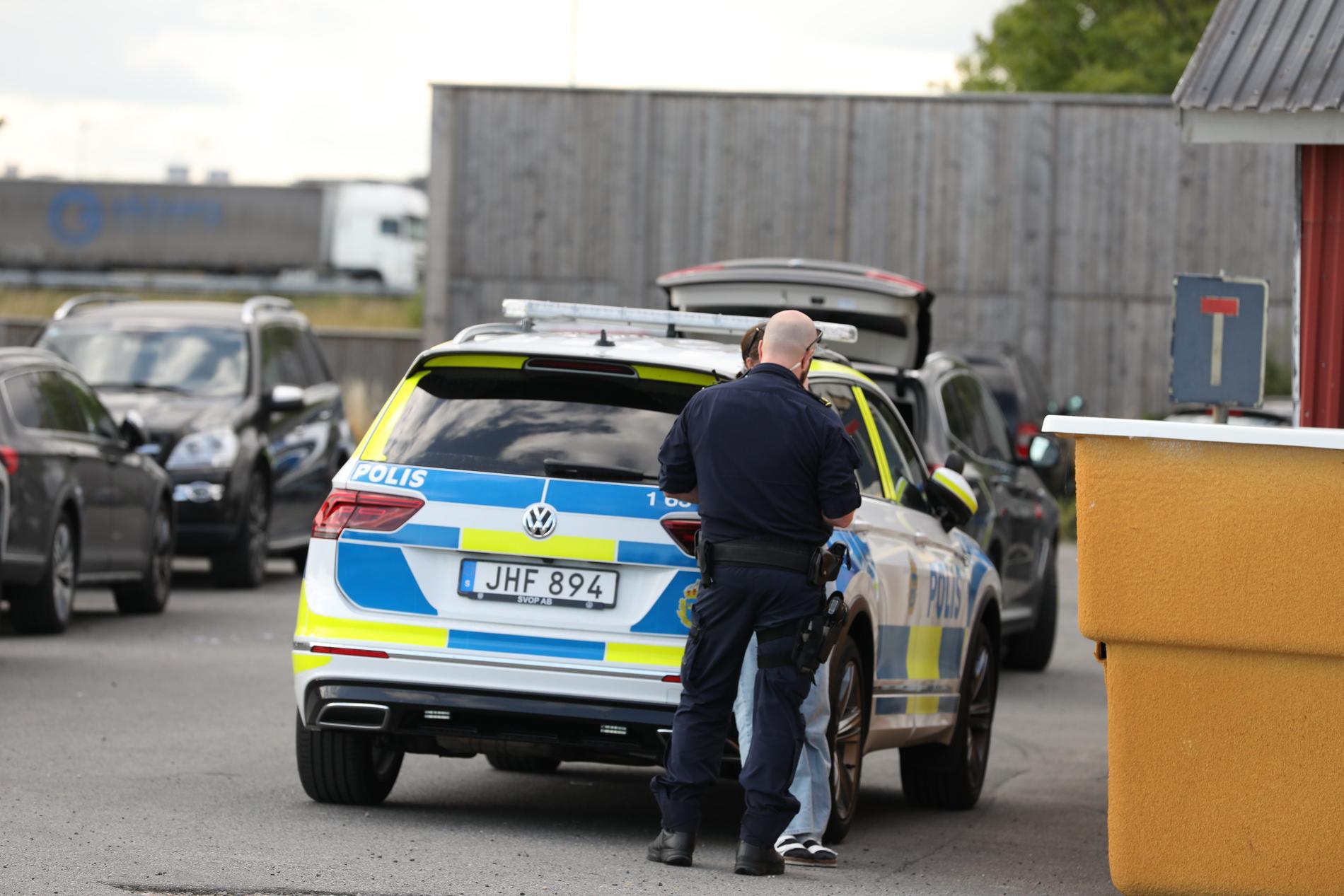 Sedan den 19 juni har fem misstänkta skottlossningar inträffat i Kristianstad.