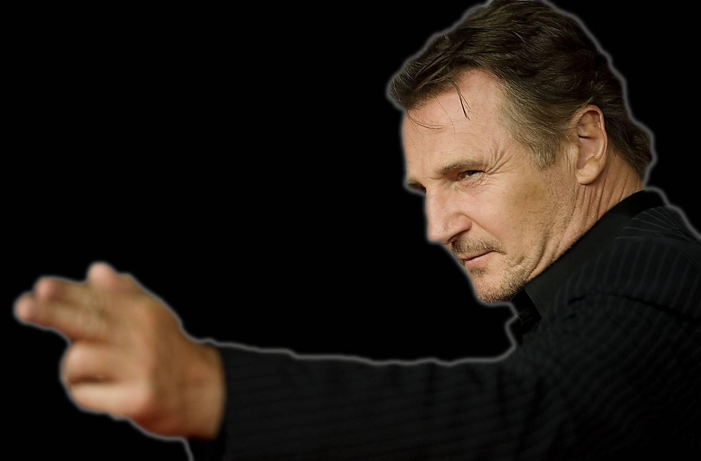 "Liam Neeson i ""Taken 2""."