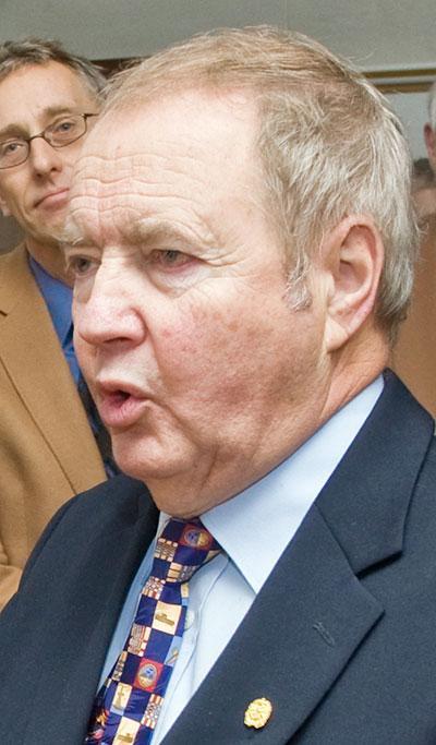 Ulf Lönnqvist.