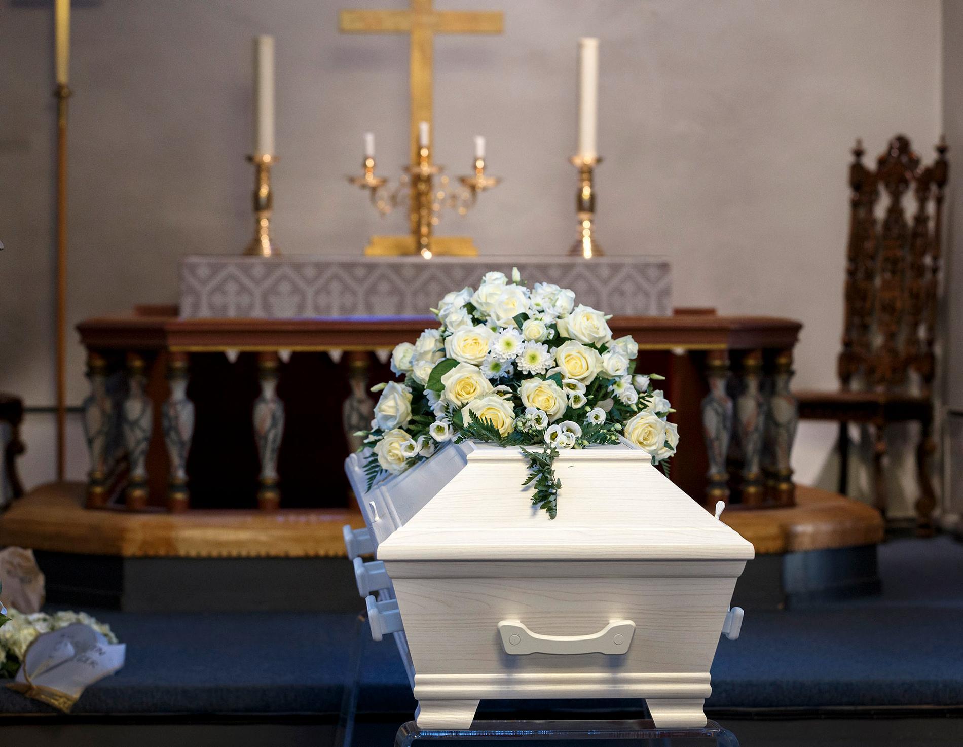 I dag får snart var tionde svensk ingen begravningsceremoni.