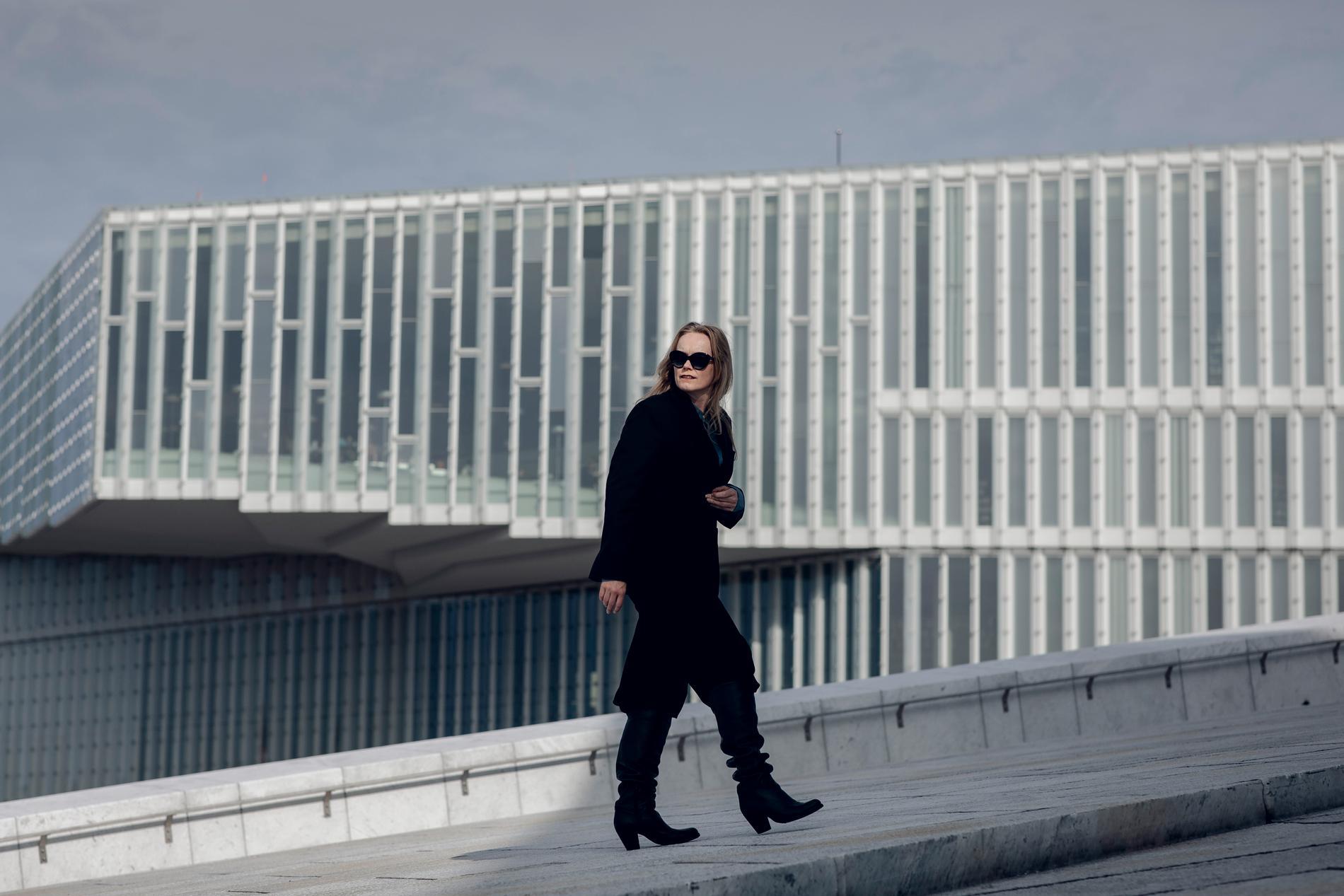 Efter 20 år i Stockholm har Ane Brun tillbringat det senaste halvåret i Oslo.