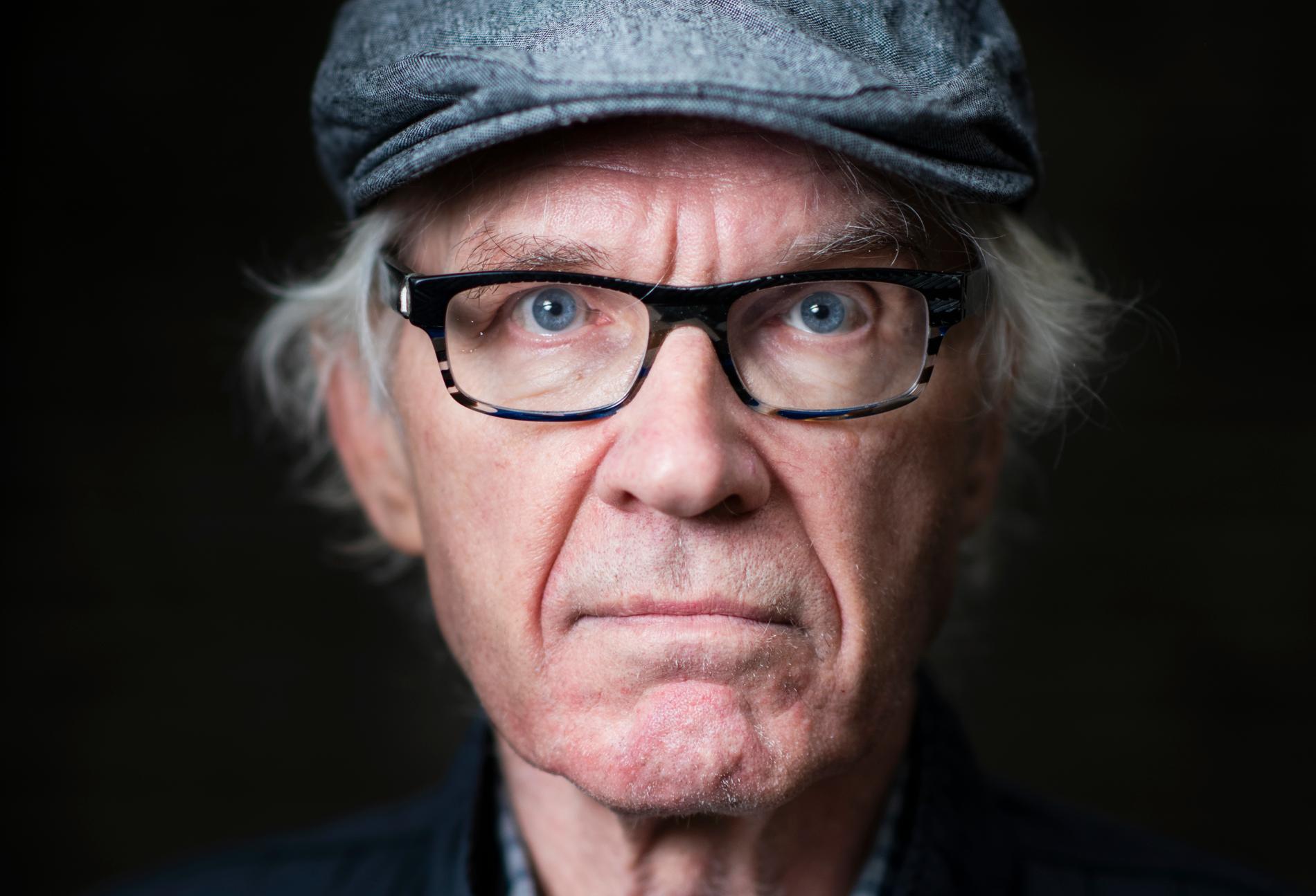 Lars Vilks var en av Sveriges mest omtalade konstnärer. Han dog förra söndagen i en bilolycka utanför Markaryd.